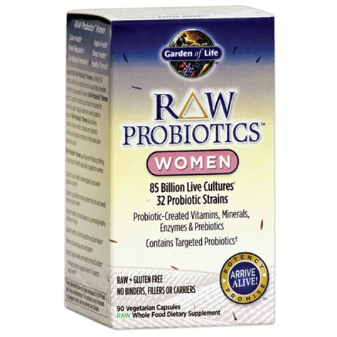 Garden Of Live Probiotics by Garden Of Probiotics For Free Shipping
