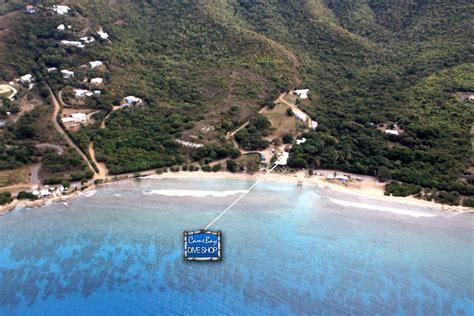 Cane Bay, St. Croix USVI | Aerial View