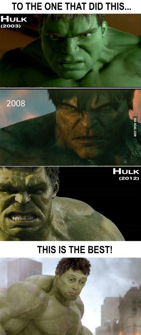 funny hulk meme    sarcastic laugh