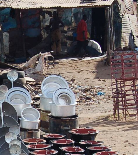 filepots  pans market kenya cropjpg wikimedia commons