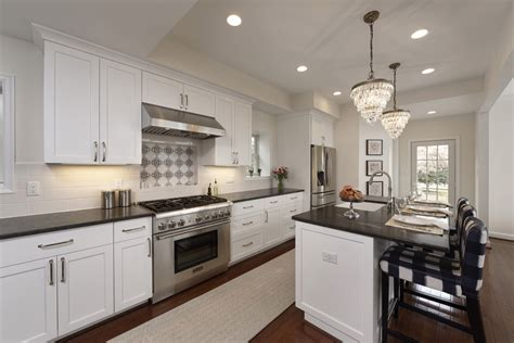 average kitchen remodel costs  dc metro area va dc md
