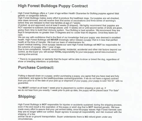sign    high forest rare french bulldogs puppy