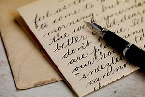 5 reasons why you should write old fashioned love letters With old fashioned letter writing