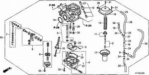 Honda Rebel 250 Carburetor Diagram  Honda  Wiring Diagram