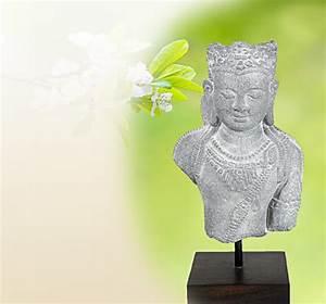 Buddha Aus Stein : buddha statuen aus stein ~ Eleganceandgraceweddings.com Haus und Dekorationen