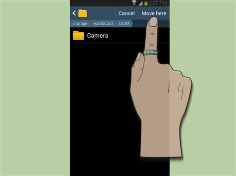 android sd card how to move pictures from android to sd card 10 steps