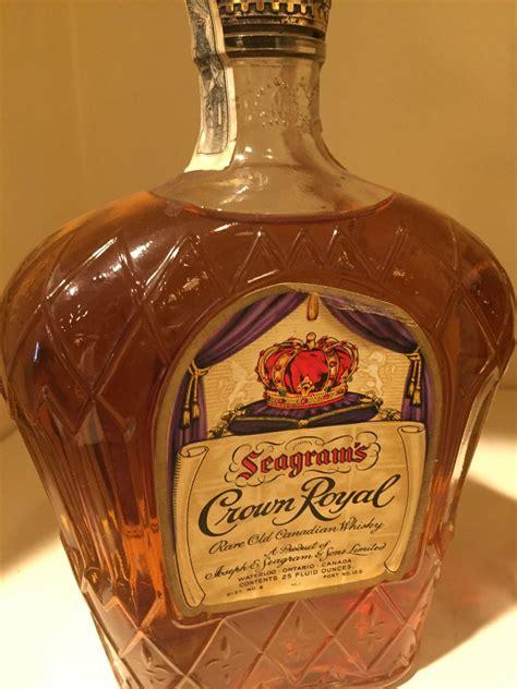 2 Bottles Of Crown, 1 Bottle Pinch | Drinks Planet