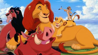 Frases De O Rei Leão, Uma Emocionante Aventura Da Disney