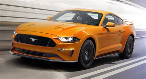 2018 Vs 2017 Ford Mustang Poll & Photo Comparison Carscoops