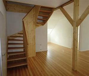 Wohnung Mit Treppe : dachausbau mit wohnung manus ~ Bigdaddyawards.com Haus und Dekorationen