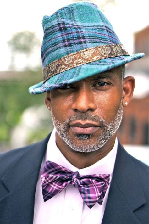 132 Best African American Men With Gray Beards! Images On