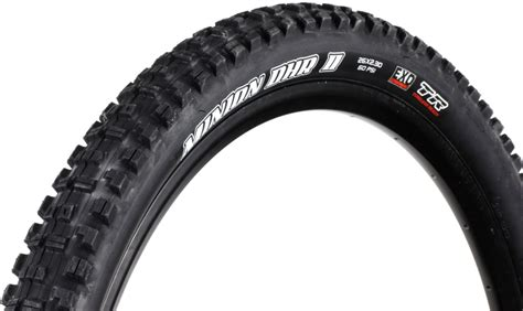 maxxis minion dhr ii tyre exo protection dual 62a 60a