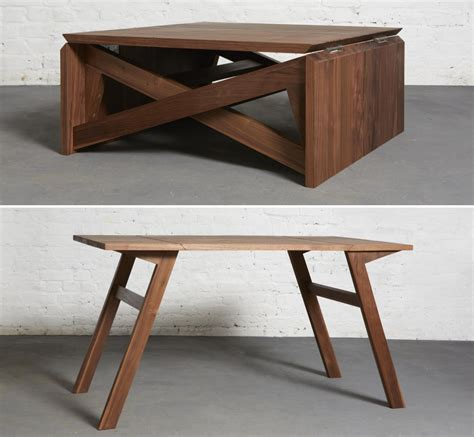 coffee table converts to desk furniture coffee table converts to dining table