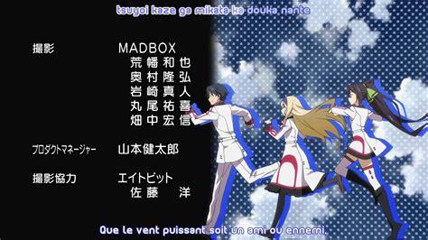 infinite stratos 01 vostfr anime ultime infinite stratos 02 vostfr anime ultime
