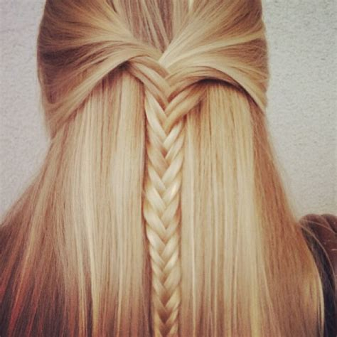 fishtail braid    teach