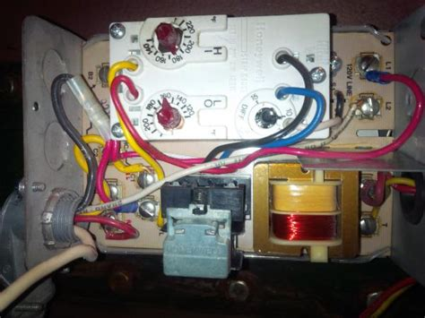 Modifed Wiring Triple Aquastat