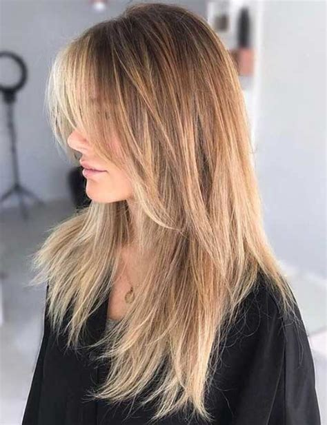 best layered haircuts for long straight hair