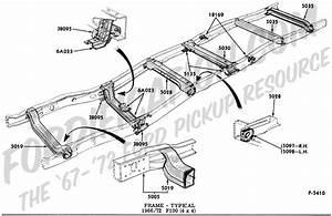 65 F100 Frame Diagram
