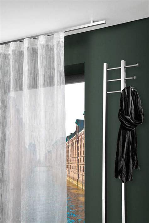 Gardinenstange Für Decke by Gardinenstange F 252 R Die Decke Vielf 228 Ltige Plissees