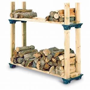2-pk, Firewood, Rack, Kit