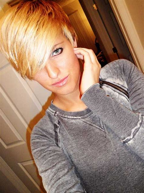 short haircuts  oval faces short hairstyles