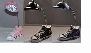 Schreibtischlampe Für Kinder : led lampe kinder schreibtischlampe schuh auswahl ebay ~ Frokenaadalensverden.com Haus und Dekorationen
