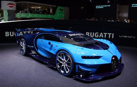 Bugati Car : Bugatti Vision Gran Turismo