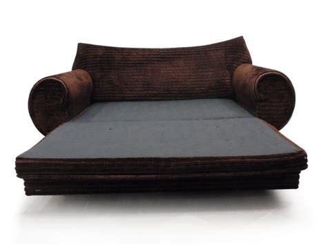 Bretz Sofa Gebraucht by Bretz Gaudi Schlafsofa Braun Gebraucht