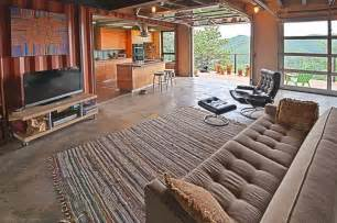 shipping container homes interior shipping container homes green the grid shipping container home