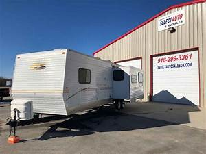 2008 Used Sunnybrook Sunset Creek 297sl Travel Trailer In