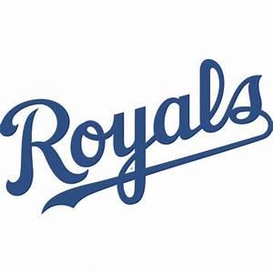 Kansas City Royals Script Logo Iron On Transfer (Heat ...