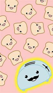 Cute Toaster Iphone 5 Wallpaper | Iphone 5 | Pinterest