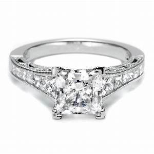 Top 15 Designs Of Princess Cut Engagement Rings