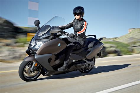 New Bmw C 650 Sport And C 650 Gt Maxi Scooters  Bike Review