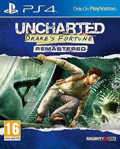 Uncharted: Drakes Fortune Remastered PS4 | eBay