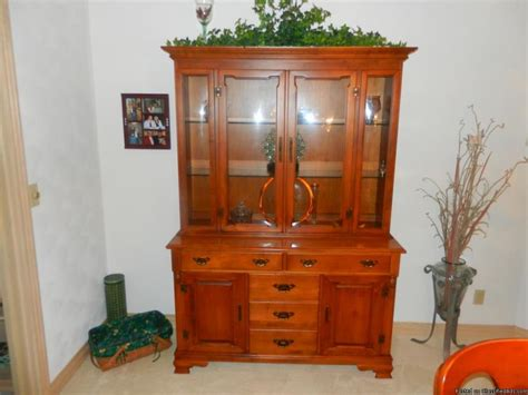 tell city china cabinet value tell city china cabinet for sale classifieds