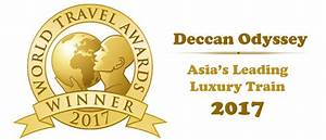 Deccan Odyssey wins the title of Asia's leading train for ...