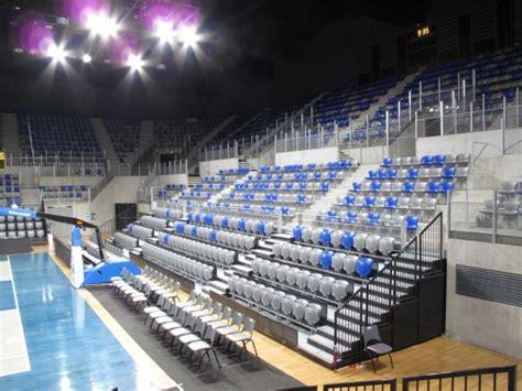 azur antibes arena seating case study ferco