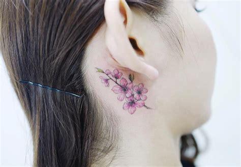 cherry blossom tattoos     perfect