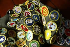 accomplished boy scout earns all 137 merit badges