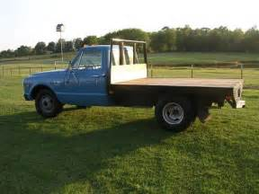 chevy 1 ton dually flat bed 1968 chevy 1 ton flatbed