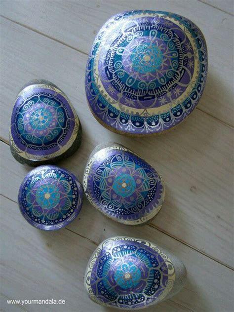 bemalte steine vorlagen pin wiebke vieten bukowski mommindful auf mandala