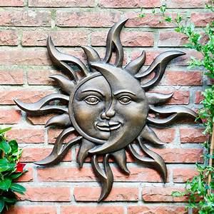 Metall Sonne Für Hauswand : fantastisch wanddeko aussen metall modernes und attraktives design von yan casadsn ~ Whattoseeinmadrid.com Haus und Dekorationen