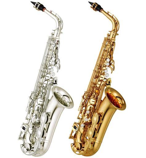 yamaha yas 280 yamaha yas 280 eb alto saxophone student model in gold lacquer or silver plated finish yamaha