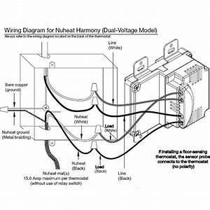 Nuheat Floor Thermostat Manual