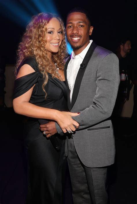 mariah carey  nick cannon divorce rapper reveals child
