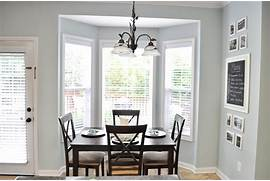 Pretty Bright Small Kitchen Color For Apartment Interior Bright House Dining Room With Delectable Dark Wood Furniture