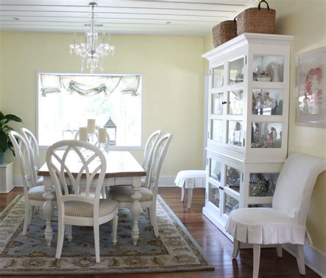 Beach Cottage  Traditional  Dining Room  Orange County