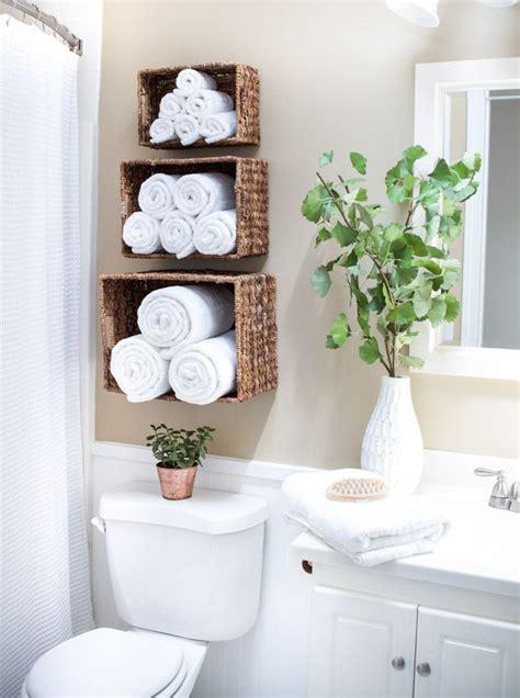 Towel Decoration For Bathroom - best 25 bathroom towel display ideas on towel