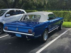 65 MUSTANG CONVERTIBLE NUMBERS MATCHING for sale - Ford Mustang 1965 for sale in Riverview ...